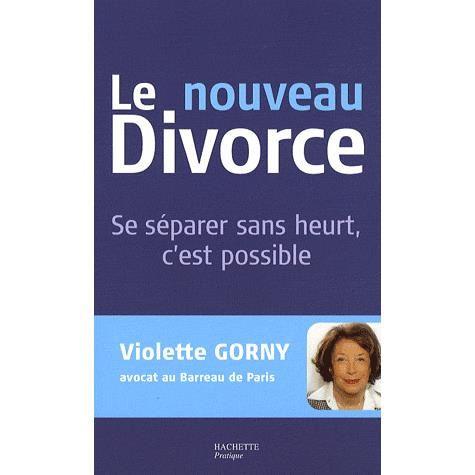 """""""Le nouveau divorce"""", Violette Gorny"""